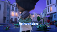 Reinvention Title Card