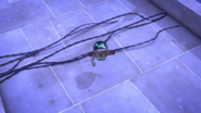 Annoyed PJ Robot