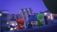 PJ Masks on the move