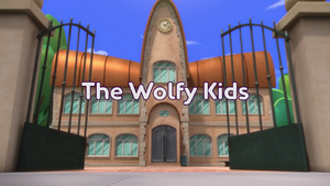 The Wolfy Kids Title Card.png