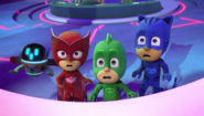Surprised pj masks