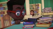Amaya spies on Newton