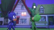 Heroes of the Sky - Gekko and Catboy