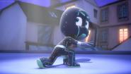 Night ninja caught