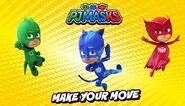 PJ Masks - Make Your Move