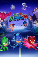 PJ Masks Season 3 Promotional Poster 1