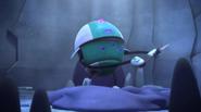 Robot digging