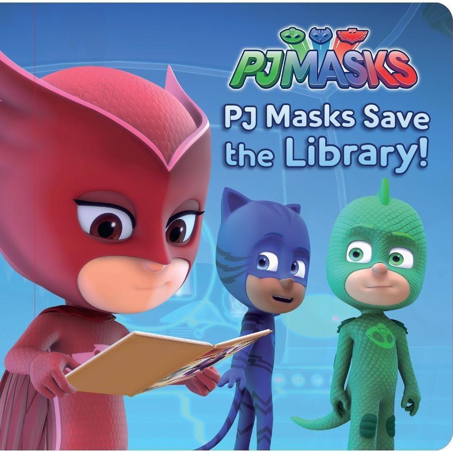 PJ Masks Save the Library! (Australia)