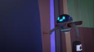 PJ Robot repainting HQ