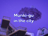 Munki-gu in the City