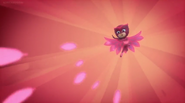 Owlette using Owl Feathers