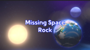 Missing Space Rock title card