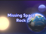 Missing Space Rock