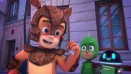 Armadylan, Gekko, and PJ Robot