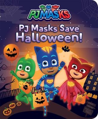 PJ Masks Save Halloween!