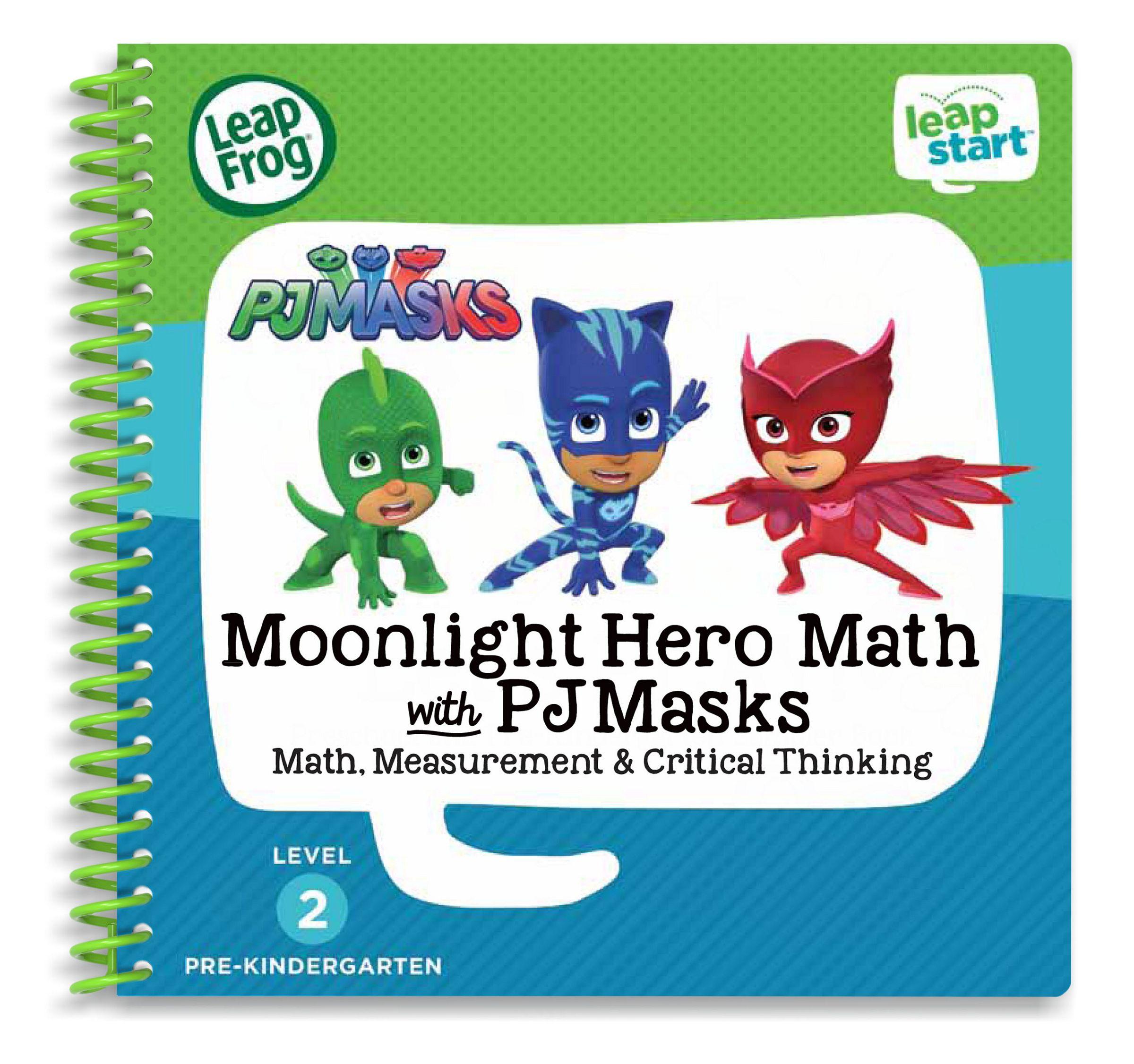 Moonlight Hero Math with PJ Masks