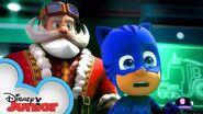 PJ Masks Save Christmas Teaser🎄 PJ Masks Disney Junior