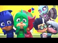 Love Friends 3 ❤️ NEW Valentine's Day Special - PJ Masks Official