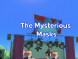 The Mysterious Masks
