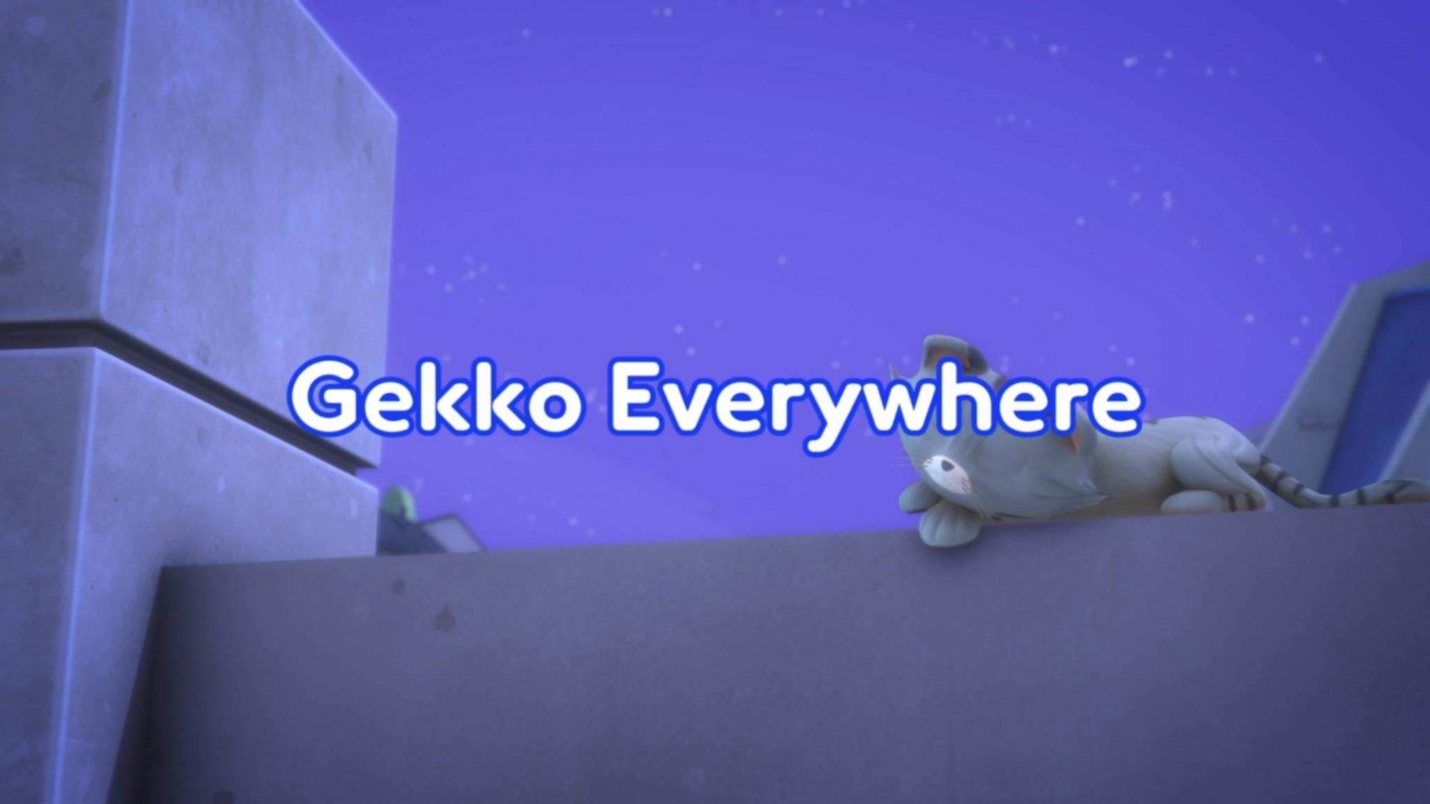 Gekko Everywhere