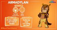 Armadylan's hero stats
