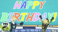 Happy Birthday from the Wild Kratts! PBS KIDS