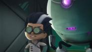 LostinSpaceRomeoRobot8
