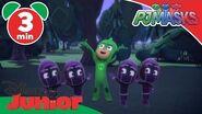 PJ Masks PJ-linos Disney Junior UK