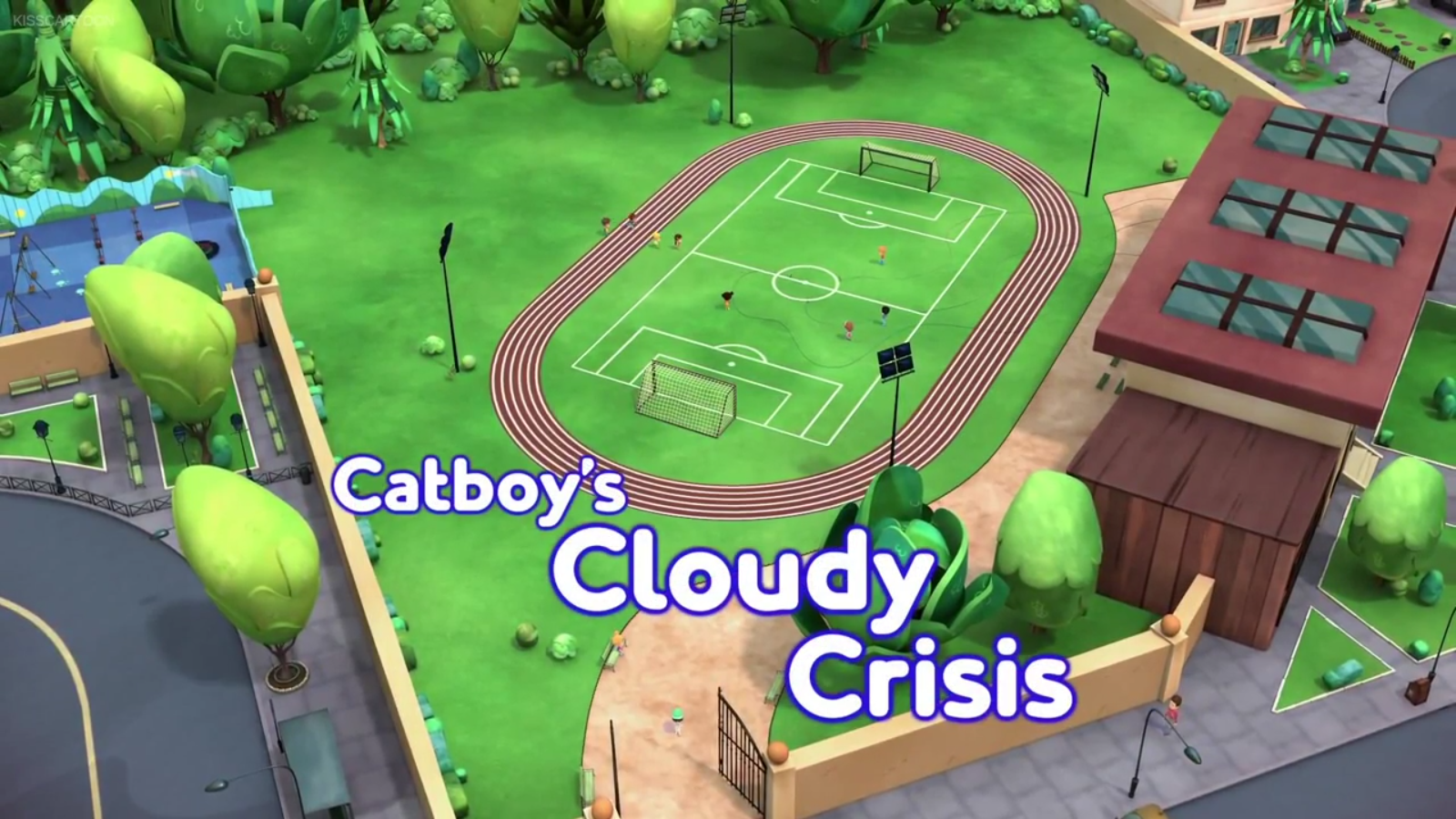 Catboy's Cloudy Crisis