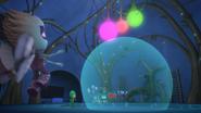 Disco lights in hq