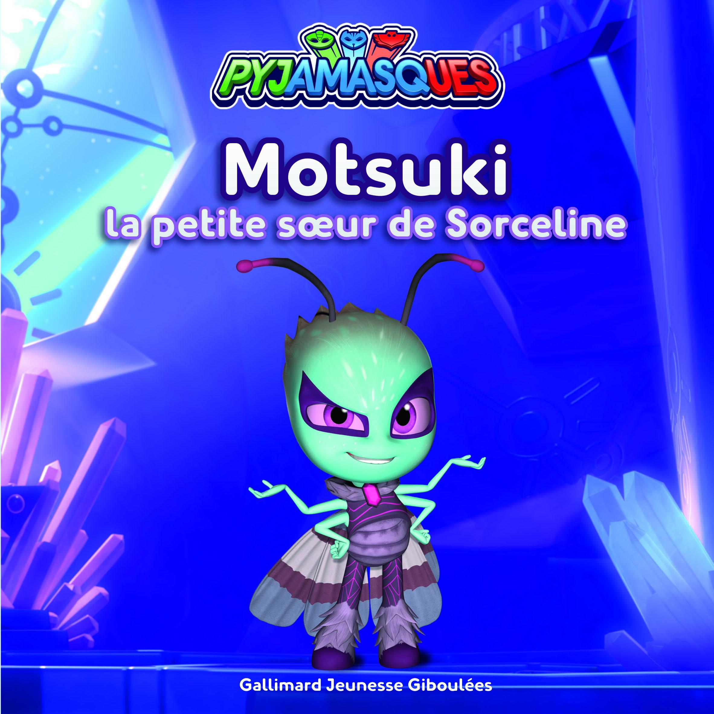 Motsuki, la petite soeur de Sorceline