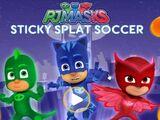PJ Masks: Sticky Splat Soccer