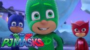 PJ Masks - The One With Gekko's Ice Plan