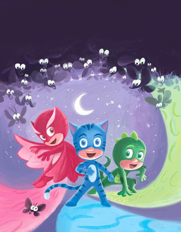 Nocturnal Heroes