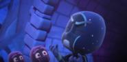 That Splat Monster must've gotten him!