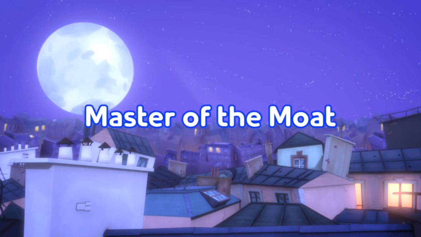 Master of the Moat