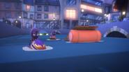 Ninjalinos on jet skis