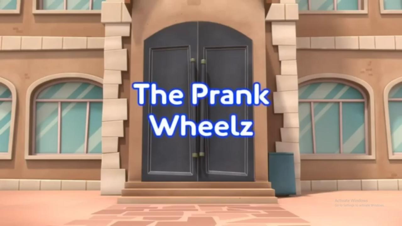 The Prank Wheelz