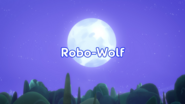 Robo-Wolf Title Card