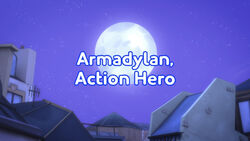 Armadylan, Action Hero title card.jpeg