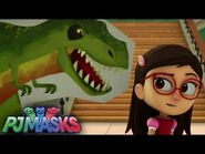 "PJ Masks - Ep 6- ""Owlette's Terrible Pterodactyl Trouble"" (Sneak Peek)"