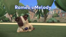 Romeo's Melody title card.jpeg