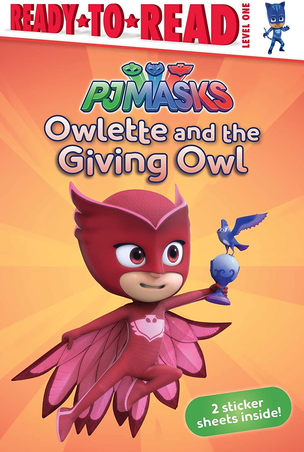 Owlette and the Giving Owl (book)