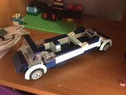 LEGO Wolf-Wheelz