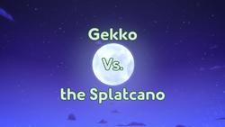 Gekko Versus Splatcano title card.png