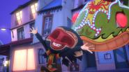 Munki gu wants the dragon for fun