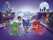 PJ Masks Season 2 Promotional Poster 2