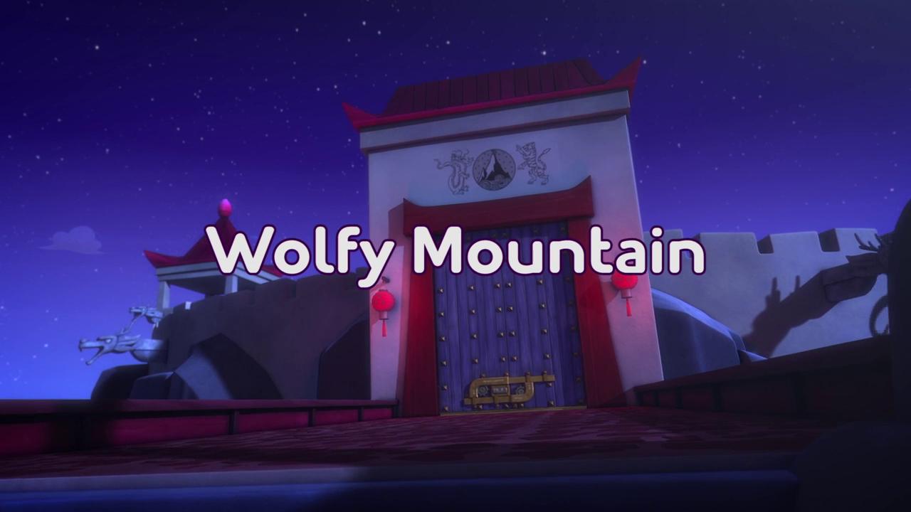Wolfy Mountain