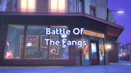 Battle Of The Fangs Title Card