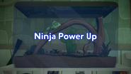 Ninja Power Up (Part 1) Title Card